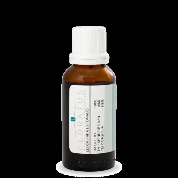 Elixir para Estomago Floratus Farmácia de Manipulação