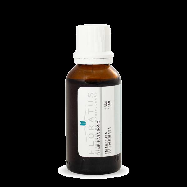 Elixir para Sono Floratus Farmácia de Manipulação