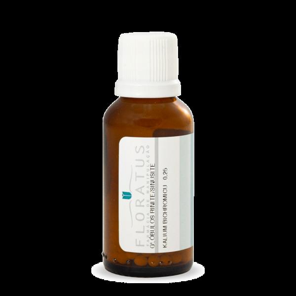 Glóbulos para Rinite e Sinusite Floratus Farmácia de Manipulação