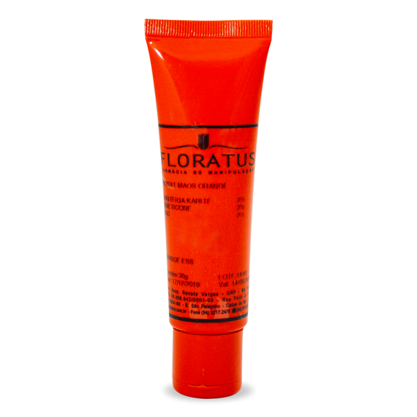 Hidratante de Mãos Orange