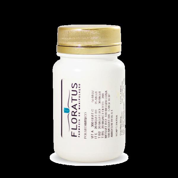 Polivitamínico Floratus Farmácia de Manipulação
