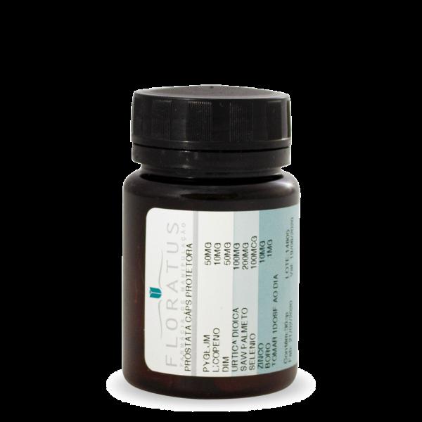 Próstata Capsulas Protetoras Floratus Farmácia de Manipulação
