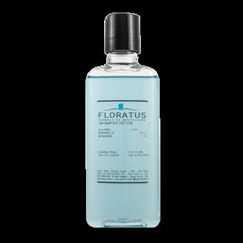 shampoo detox floratus farmácia de manipulação